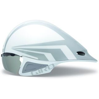 Giro Selector, white/silver - Fahrradhelm