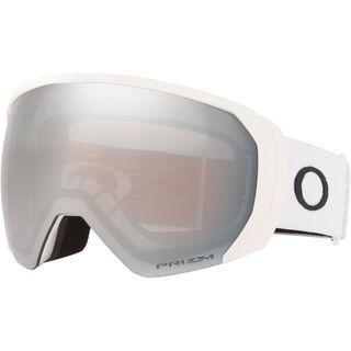 Oakley Flight Path XL Prizm, matte white/Lens: black iridium - Skibrille