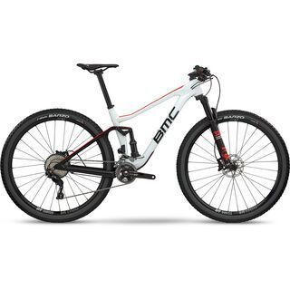 BMC Agonist 02 One 2018, white - Mountainbike