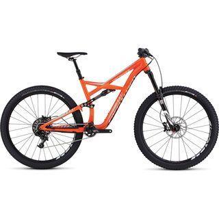 Specialized Enduro FSR Comp 29 2016, orange/blue/white - Mountainbike