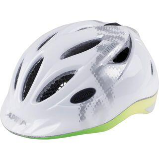 Alpina Gamma 2.0 Flash, white-rainbow - Fahrradhelm