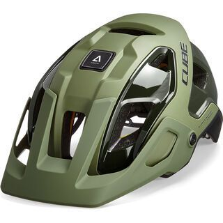 Cube Helm Strover MIPS, olive - Fahrradhelm