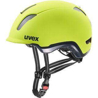 uvex city 9, neon yellow - Fahrradhelm