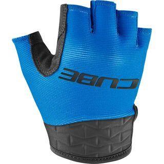 Cube Handschuhe Performance Junior Kurzfinger blue