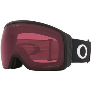 Oakley Flight Tracker XL Prizm, matte black/Lens: dark grey - Skibrille
