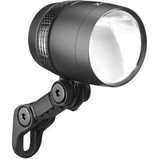 Busch & Müller Lumotec IQ-X, schwarz eloxiert - Beleuchtung