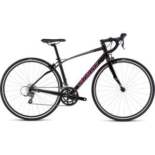 Specialized Dolce 2016, black/charcoal/pink - Rennrad