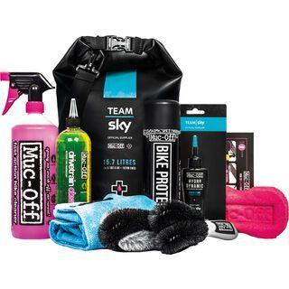 Muc-Off Team Sky Drybag Kit - Reinigungsset