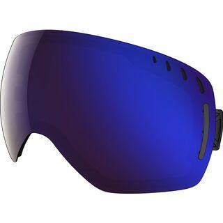 Scott LCG Lens, solar blue chrome - Wechselscheibe