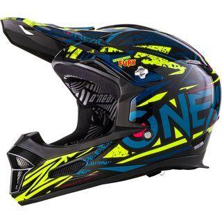 ONeal Fury RL Helmet Synthy, hi-viz - Fahrradhelm