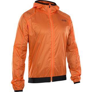 ION Windbreaker Jacket Shelter riot orange