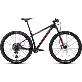Rocky Mountain Vertex Carbon 70 2018, smoke/black/red - Mountainbike