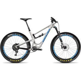 Santa Cruz Hightower CC X01 ENVE 27.5 Plus 2018, grey/blue - Mountainbike
