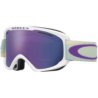 Oakley O2 XM, purple blue/Lens: violet iridium - Skibrille
