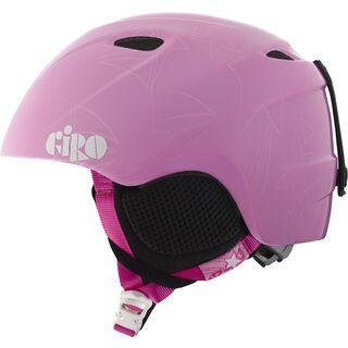 Giro Slingshot, pink stars - Skihelm