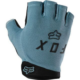 Fox Ranger Glove Gel Short, light blue - Fahrradhandschuhe