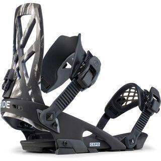Ride Capo 2020, black - Snowboardbindung
