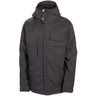 686 Mannual Legacy Insulated Jacket, Gunmetal Herringbone Denim - Snowboardjacke