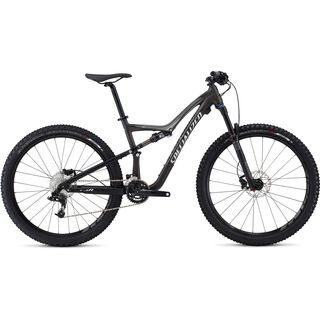 Specialized Rumor Comp 650b 2016, charcoal/white - Mountainbike