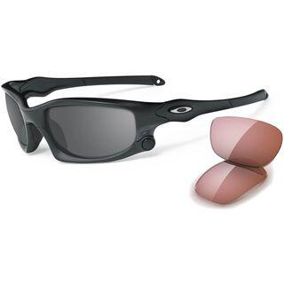 Oakley Split Jacket, Matte Black/Black Iridium & G40 Array - Sonnenbrille