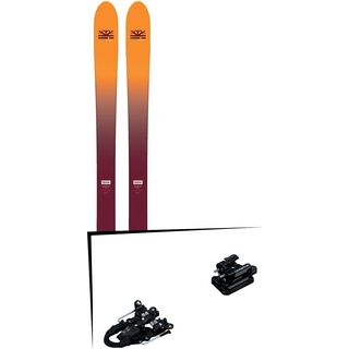 Set: DPS Skis Wailer F99 Foundation 2018 + Kästle ATK Free Tour 12 2.0
