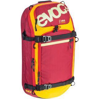 Evoc Zip-On ABS Pro Team, Orange/Ruby - ABS Zip-On