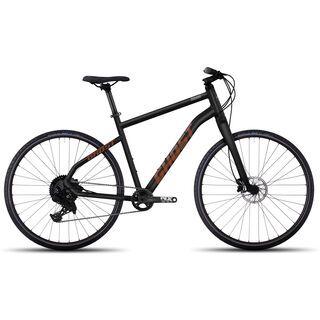 Ghost Square Cross 5 2017, black/orange - Fitnessbike