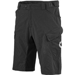 Scott Trail Flow LS/Fit w/Pad Shorts, black/white - Radhose