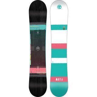 Flow Venus 2017, black - Snowboard