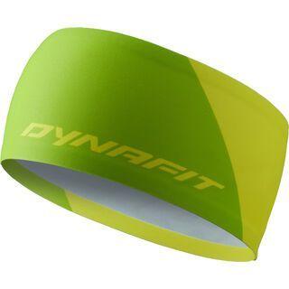 Dynafit Performance 2 Dry Headband, lambo green - Stirnband