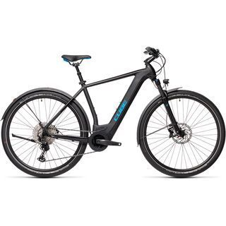 Cube Cross Hybrid Race Allroad 625 black´n´blue 2021