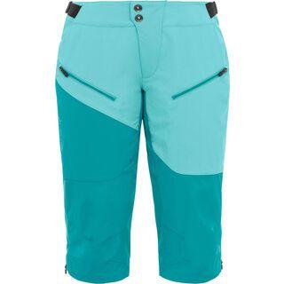 Vaude Women's Moab Shorts, reet - Radhose