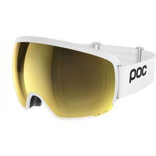 POC Orb Clarity, hydrogen white/spektris gold - Skibrille