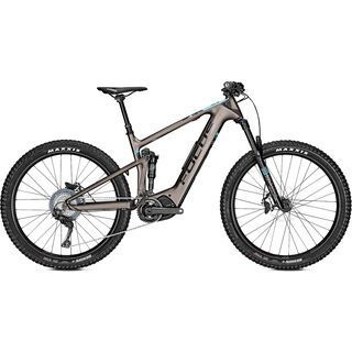 Focus Jam² 9.6 Plus 2019, grey - E-Bike