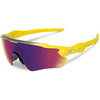 Oakley Radar EV Path Tour de France Edition Prizm Road, Lens: prizm road - Sportbrille