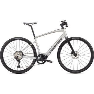 Specialized Turbo Vado SL 5.0 2021, brushed aluminium/black reflective - E-Bike