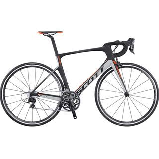 Scott Foil 30 2016, black/grey/orange - Rennrad