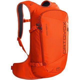 Ortovox Cross Rider 22, burning orange - Rucksack