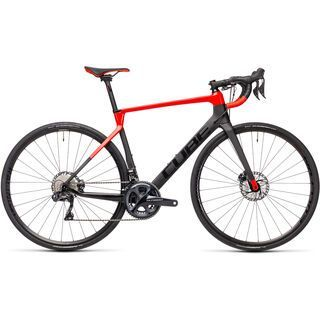 Cube Agree C:62 SL carbon´n´red 2021