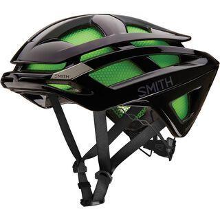 Smith Overtake, black - Fahrradhelm