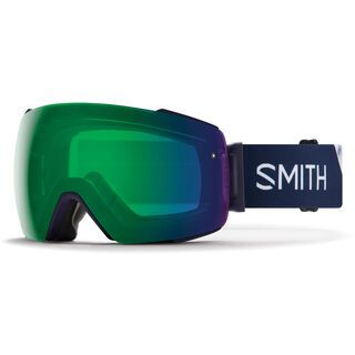 Smith I/O Mag inkl. WS, ink stratus/Lens: cp everyday green mir - Skibrille
