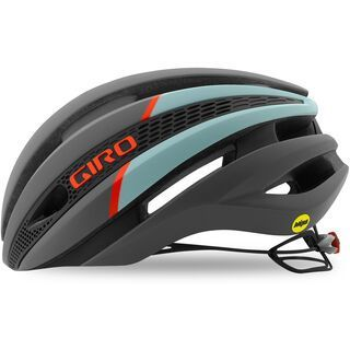 Giro Synthe MIPS, mat charcoal frost - Fahrradhelm