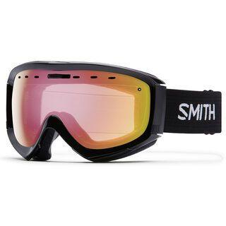 Smith Prophecy OTG, black/red sonsor mirror - Skibrille