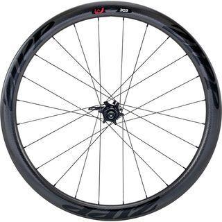 Zipp 303 Firecrest Tubular Disc-brake, black decor - Hinterrad