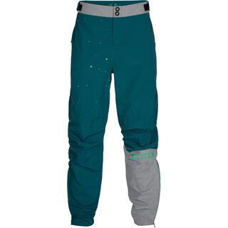ION Shell Pant Slush, deep teal - Radhose
