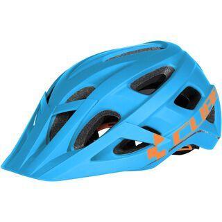 Cube Helm AM Race, blue´n´orange - Fahrradhelm