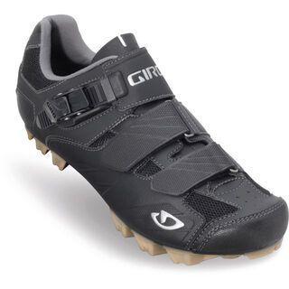 Giro Privateer HV, black/gum - Radschuhe