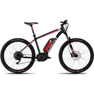 Ghost Teru 8 2016, black/red/white - E-Bike