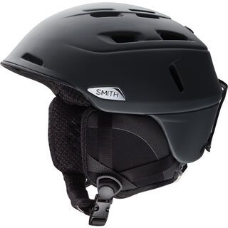 Smith Camber, matte black - Snowboardhelm