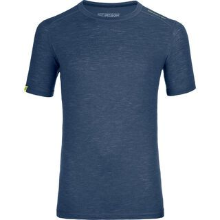 Ortovox 105 Merino Ultra Short Sleeve M, night blue - Unterhemd
